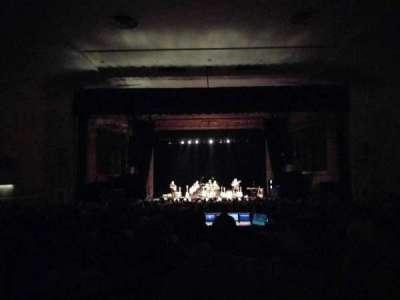 Keswick Theatre, secção: orchc, fila: r, lugar: 109