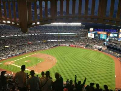 Yankee Stadium secção 411