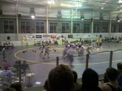 Du Burns Arena, fila: D, lugar: 10