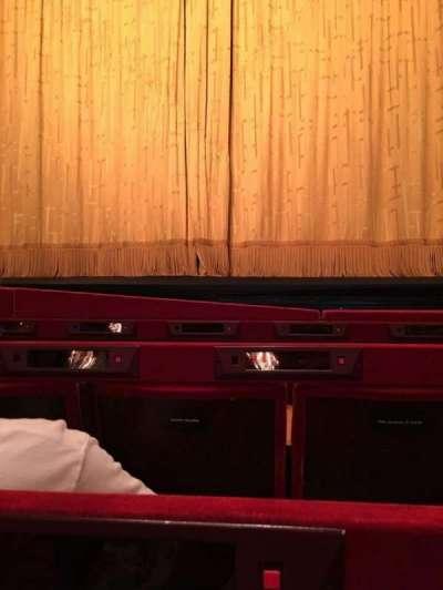 Metropolitan Opera House - Lincoln Center secção Orch