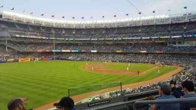Yankee Stadium secção 231
