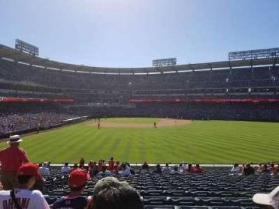 Angel Stadium secção P238