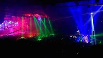 Erie Insurance Arena, secção: 207, fila: Y, lugar: 13