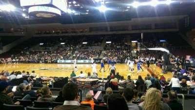 Erie Insurance Arena, secção: 120, fila: H, lugar: 3