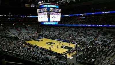 Capital One Arena secção 219