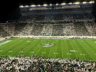 Spartan Stadium secção 108