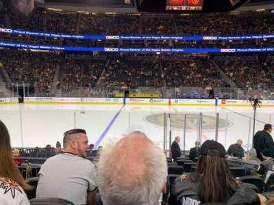 T-Mobile Arena secção 15