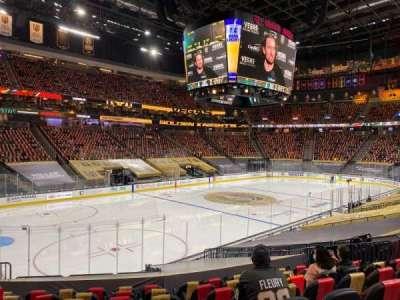 T-Mobile Arena secção 13
