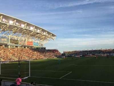 Talen Energy Stadium secção 116