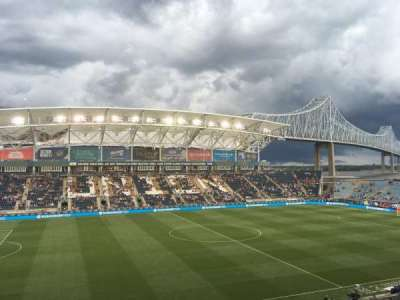 Talen Energy Stadium secção 310