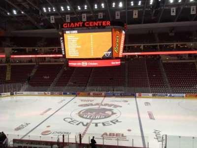 Giant Center secção 121