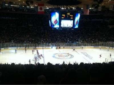 Madison Square Garden secção 336
