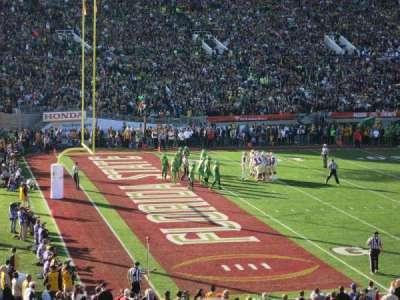 Rose Bowl secção 1-H