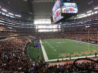 AT&T Stadium secção 201