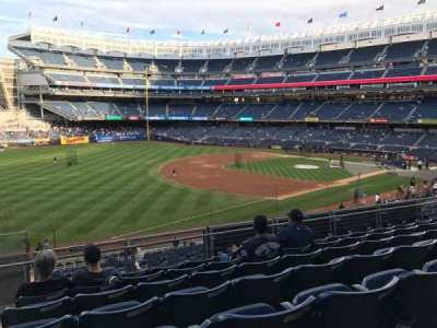 Yankee Stadium secção 228