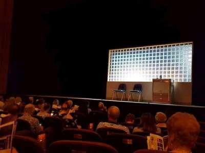 American Airlines Theatre, secção: Orch, fila: G, lugar: 8