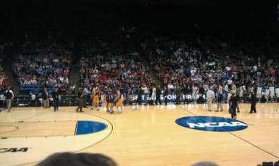 University Of Dayton Arena, secção: 105, fila: I, lugar: 13