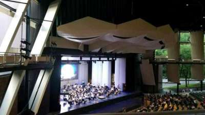 Saratoga Performing Arts Center, secção: 19, fila: A, lugar: 14