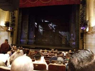 Samuel J. Friedman Theatre, secção: Orchestra, fila: L, lugar: 112