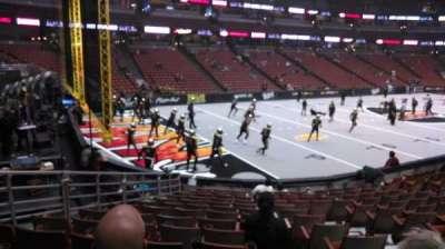 Honda Center, secção: 212, fila: P, lugar: 8