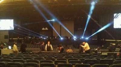The Theatre at Madison Square Garden, secção: 202, fila: L, lugar: 11