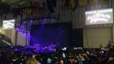 Royal Farms Arena, secção: 110, fila: F, lugar: 6