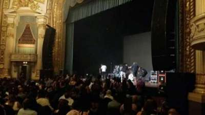 State Theatre Minneapolis, secção: 4, fila: n, lugar: 12