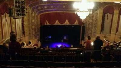 Warner Theatre (Washington, D.C.), secção: uprbl, fila: pp, lugar: 13