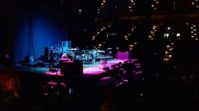 Royal Farms Arena, secção: 109, fila: h, lugar: 12