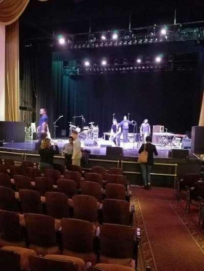 Lincoln Theatre, secção: orch, fila: j, lugar: 101