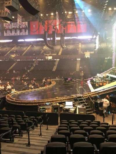 Nassau Veterans Memorial Coliseum secção 128