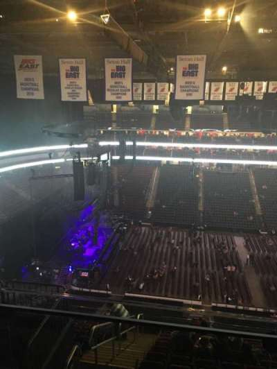 Prudential Center, secção: 228, fila: 3, lugar: 4