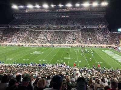 Spartan Stadium secção 7