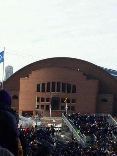 TCF Bank Stadium secção 235