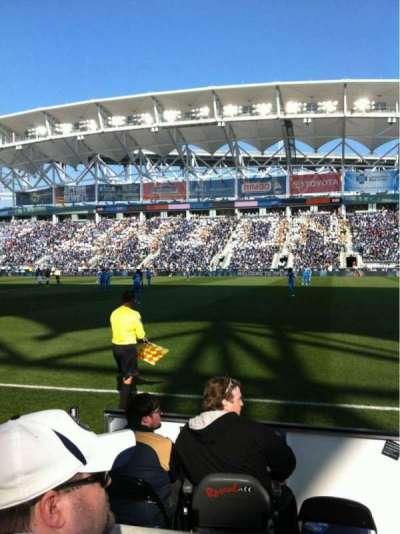 Talen Energy Stadium secção 105