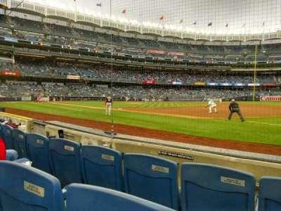 Yankee Stadium secção 014a