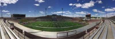 Aggie Memorial Stadium secção TT