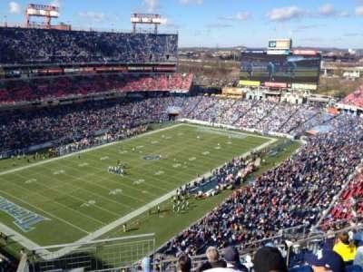 Nissan Stadium, secção: 319, fila: N, lugar: 19