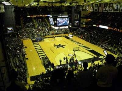 Memorial Gymnasium (Vanderbilt), secção: 3L, fila: 6, lugar: 68