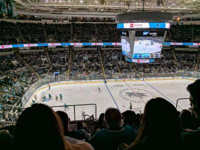 SAP Center secção 202