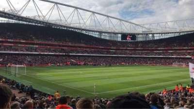 Emirates Stadium secção 21