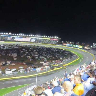 Charlotte Motor Speedway, secção: Ford, fila: 61, lugar: 21