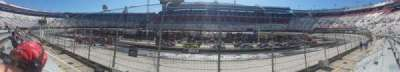 Bristol Motor Speedway, secção: The allisons, fila: 1, lugar: 3