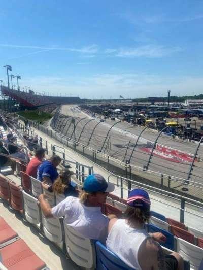 Darlington Raceway, secção: J, fila: 8, lugar: 12