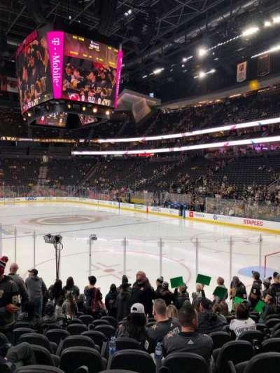 T-Mobile Arena secção 19