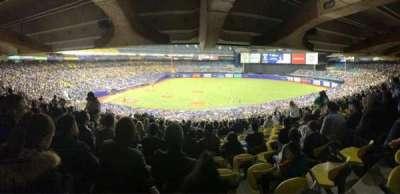 Olympic Stadium, Montreal, secção: 419, fila: AA, lugar: 15