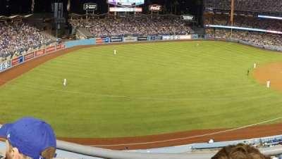 Dodger Stadium secção 39RS