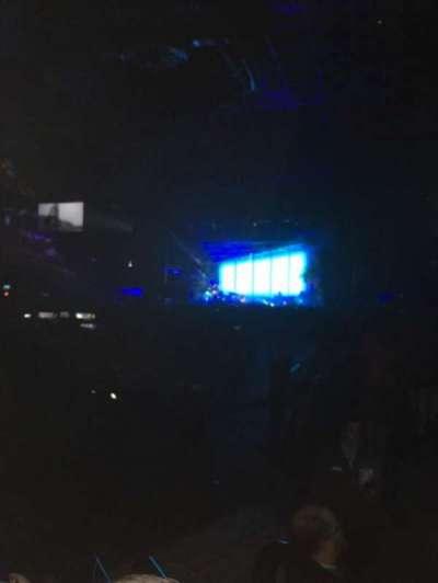 Scotiabank Arena secção 101