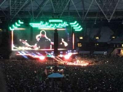 London Stadium secção 244