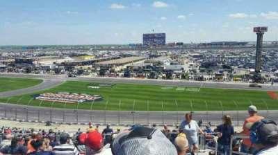Texas Motor Speedway, secção: 115, fila: 43, lugar: 16